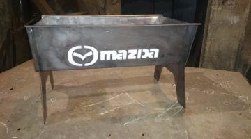 Разборный мангал МР-03